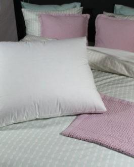 Donzen kussen – Loiva Comfort Night | 90% Dons, 10% veertjes bestellen via beddenwinkel-online.nl