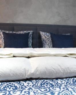 Loiva Ganzendons Dekbed – Exclusief 4-Seizoenen dekbed 240 x 200 cm – Lits-jumeaux bestellen via beddenwinkel-online.nl