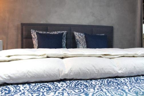 Loiva Ganzendons Dekbed – Exclusief 4-Seizoenen dekbed 260 x 220 cm – Lits-jumeaux XL bestellen via beddenwinkel-online.nl
