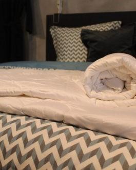 Wollen dekbed 4-Seizoenen | Loiva 100% zuiver scheerwol 140 x 200 cm – Eenpersoons bestellen via beddenwinkel-online.nl