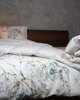 Loiva Summerlight – Zomerdekbed van Ganzendons 140 x 220 cm – Eenpersoons bestellen via beddenwinkel-online.nl