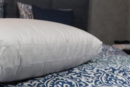 Donzen kussen met 90% Ganzendons – Nuvaro Goose Comfort Boxmodel hoofdkussen bestellen via beddenwinkel-online.nl