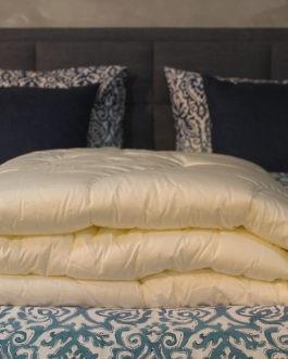 Wollen Dekbed voor de Winter | Nuvaro de Luxe 140 x 200 cm – Eenpersoons bestellen via beddenwinkel-online.nl